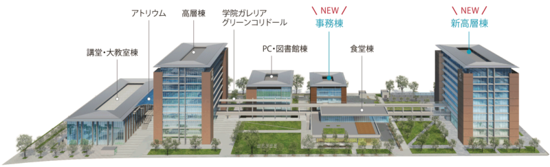 キャンパス ウェブ 愛知 大学 学院