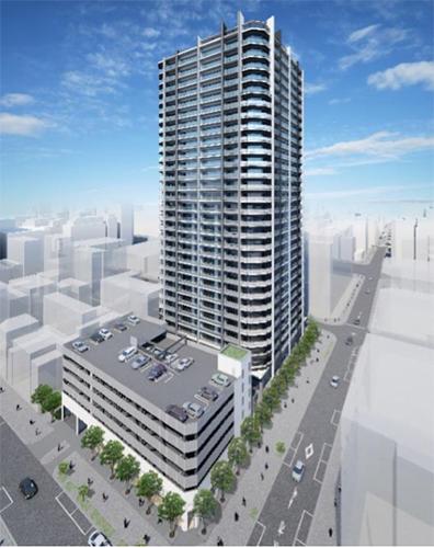 中区錦二丁目7番第一種市街地再開発事業