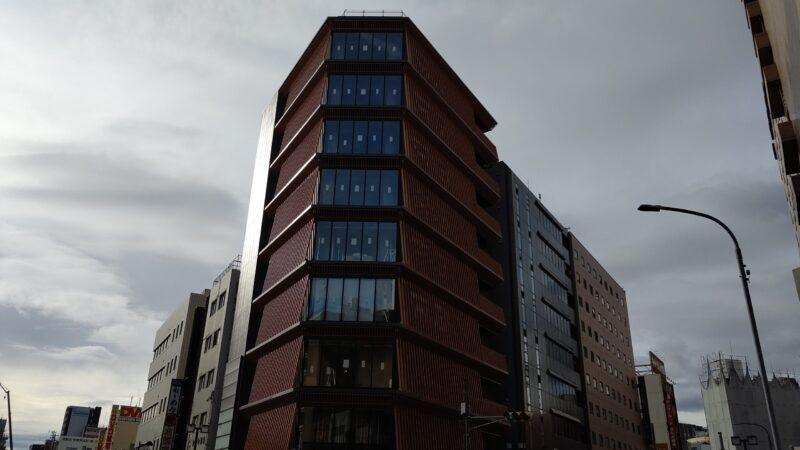 一階ミニストップがオープン 名駅西口「Core meieki」(【仮称】椿町飲食ビル) 2020年9月
