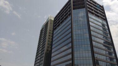 躯体は最上階に・・・「アーバンネット名古屋ネクスタ」建設状況 2021年5月